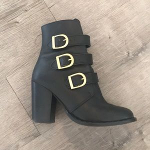 Topshop 'Horoscope' Ankle Boot